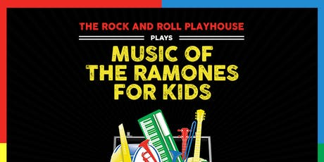Music of The Ramones for Kids (LATE SHOW) @ Mohawk (Indoor) tickets
