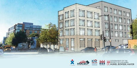 Please join us at the Ward 1 Short-Term Family Housing Groundbreaking Ceremony tickets
