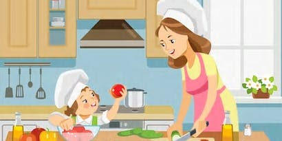 Parent/Child Simple Fix Meal Prep Workshop