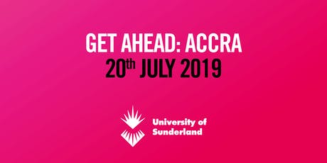 Get Ahead Accra (20th July) tickets