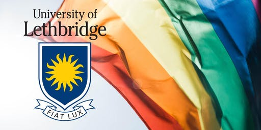 March with uLethbridge in the Pride Parade