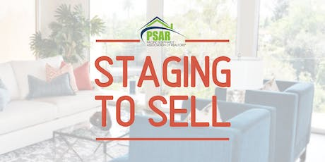 Staging to Sell, What every Agent Should Know tickets