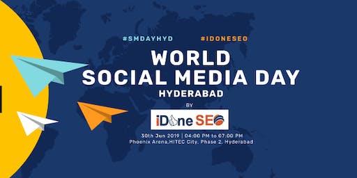 World Social Media Day - Hyderabad