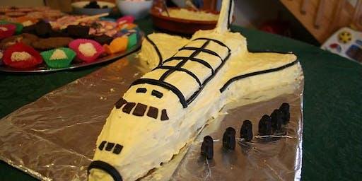 Cosmically Delicious Junior Bake-Off Age 5-12