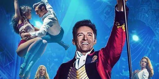 The Greatest Showman Movie Night - Free for the Community