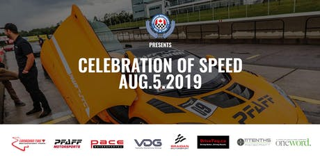 Celebration of Speed 2019 tickets