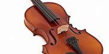Yehudi Menuhin School Concert tickets