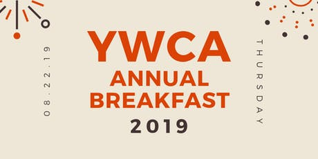 2019 YWCA Greensboro Annual Breakfast tickets