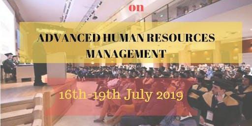 ADVANCED HUMAN RESOURCE MANAGEMENT