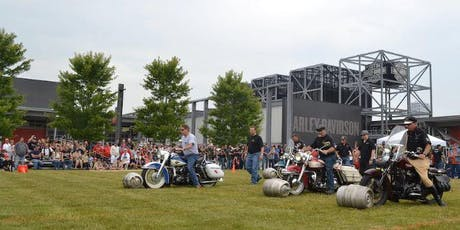 Wild Ones: Vintage Motorcycle Rally tickets