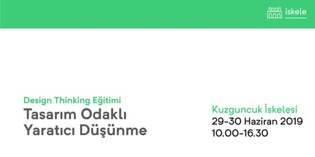 Design Thinking Eğitimi tickets