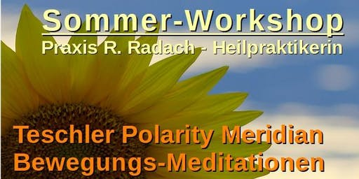 Teschler Polarity Meridian-Bewegungs-Meditationen - Sommer Workshop