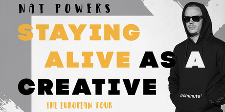 Nat Powers European Tour @SAE Institute Köln tickets