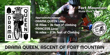 Drama Queen, Ascent of Fort Mountain tickets