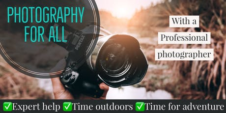 PHOTOGRAPHY FOR ALL tickets