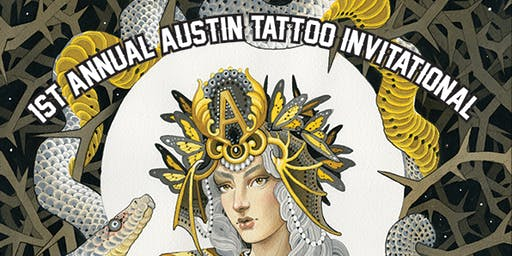 Austin Tattoo Invitational - 1 Day Ticket
