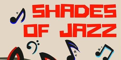 Shades of Jazz tickets