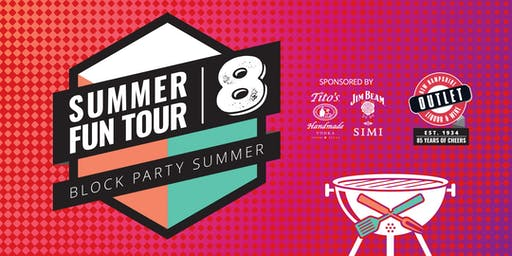Summer Fun Block Party - Portsmouth