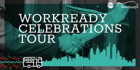 WorkReady Celebrations Tour - August 7, 2019 tickets