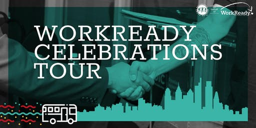 WorkReady Celebrations Tour - August 7, 2019
