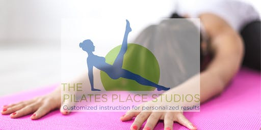 Mat Pilates by The Pilate Place Studio - Saturdays