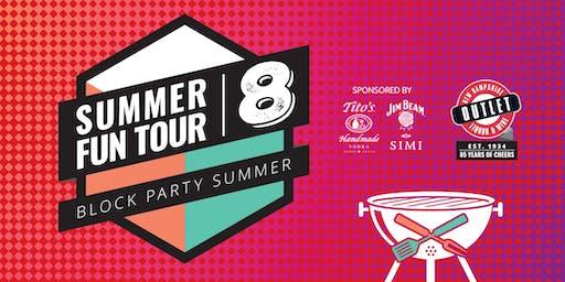 Summer Fun Block Party - Hampton South