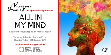 """Freestyle Social - """"All In My Mind"""" tickets"""