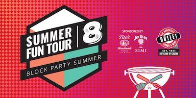 Summer Fun Block Party - Nashua