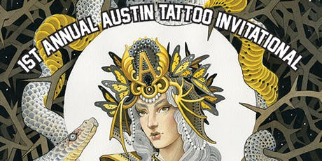 Austin Tattoo Invitational - 3 Day Pass tickets