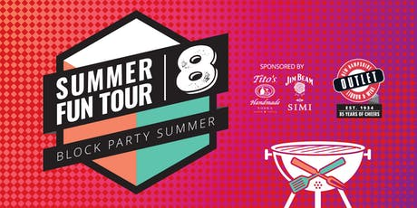 Summer Fun Block Party - Portsmouth tickets