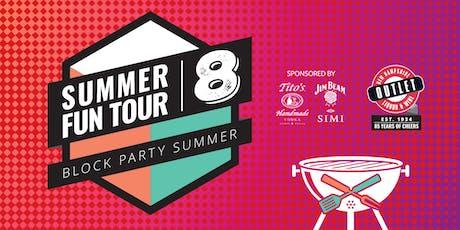 Summer Fun Block Party - Hooksett South tickets