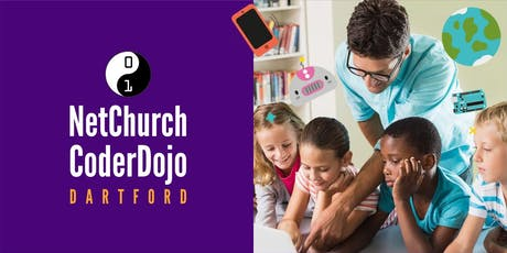CoderDojo NETCHURCH, DARTFORD — August 10, 2019 tickets