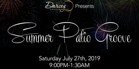 Summer Patio Groove tickets