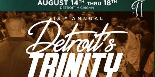 Detroit's Trinity International Film Festival (#trinity13)