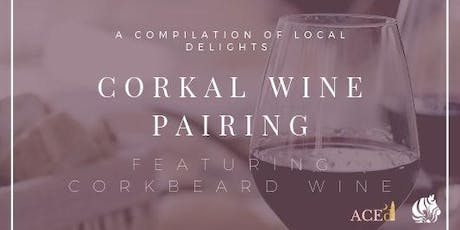 A Corkal Wine Pairing tickets