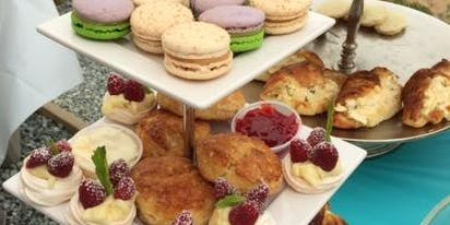 Cider High Tea July 6 1pm