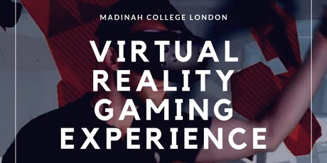 Virtual Gaming Experience (College Day Out) tickets