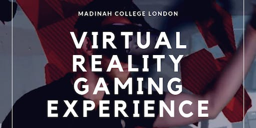 Virtual Gaming Experience (College Day Out)