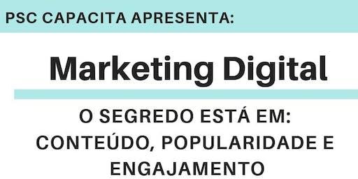 Marketing Digital - O Segredo está em Conteúdo, Po