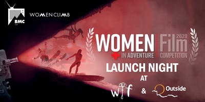 BMC Womenclimb Women in Adventure Film Competition Launch at Outside Cafe