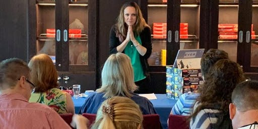 The Power of Confidence: An Evening of Connecting and Learning for Legal & Corporate Professionals