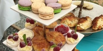 Cider High Tea July 6 3:30pm