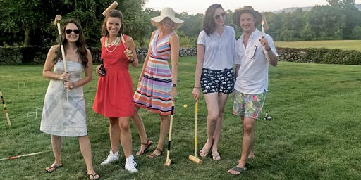 Casual Croquet - A Swinging Good Time