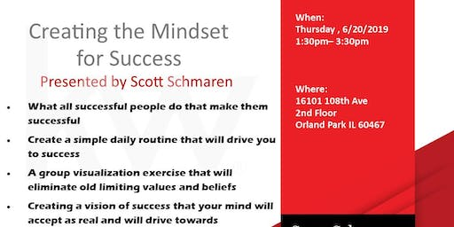 Creating the Mindset for Success
