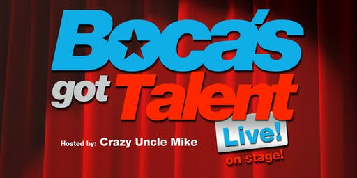 Boca's Got Talent