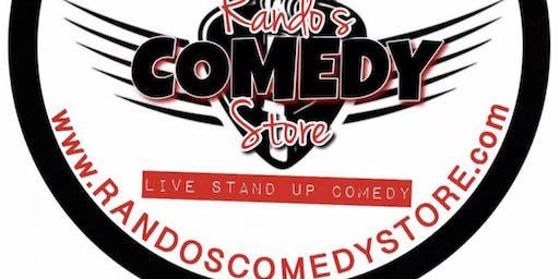 RANDOS COMEDY STORE(Comedy Club)