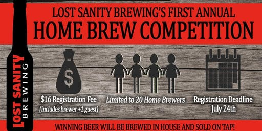 Home Brew Contest