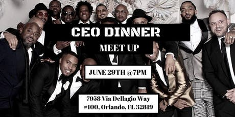 The Marathon Continues: CEO Dinner Meet Up tickets