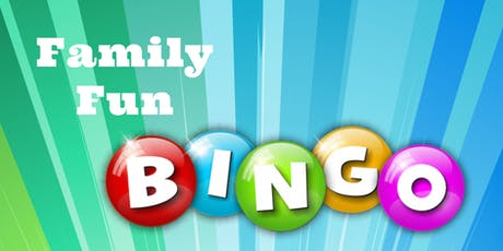 Family Fun Bingo tickets