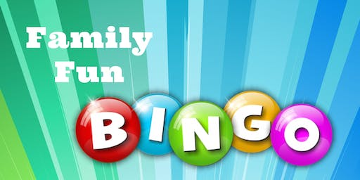 Family Fun Bingo